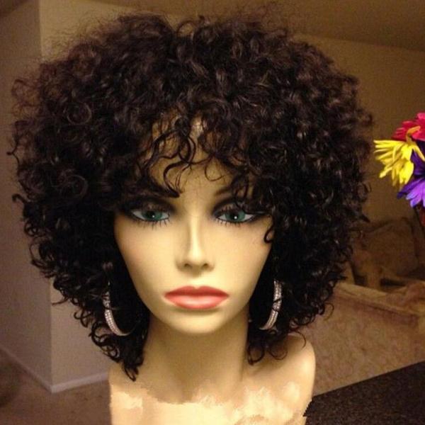 wig, Shorts, orgshinewig, Synthetic hair