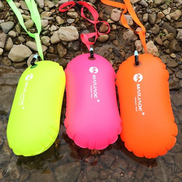 openwaterswimbuoy, floatbag, swimbuoyopenwater, Sports & Outdoors