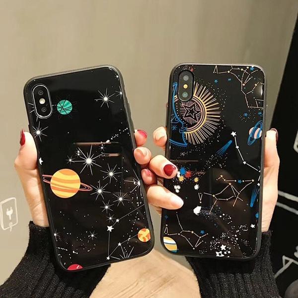 funda iphone x brillantes