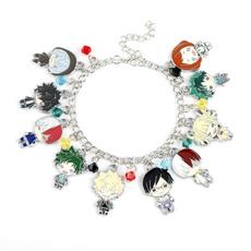 Charm Bracelet, Bracelet, myheroacademia, Jewelry