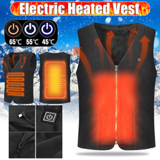 Jacket, Vest, heatedjacket, usb