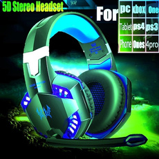 Headset, Video Games, techampgadget, led
