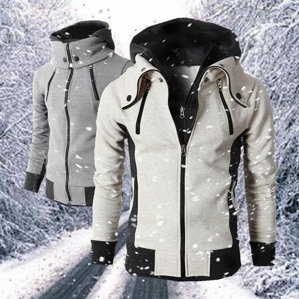 hoodiesformen, Plus Size, Winter, Men