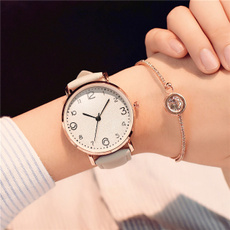 Fashion, leather strap, fashion watches, simplewatche