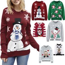 snowman, Funny, Fashion, knit