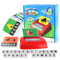 jogoseducativo, earlylearningtoy, montessorimaterial, englishwordpuzzle