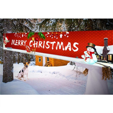 christmascurtain, Outdoor, partybanner, Garland