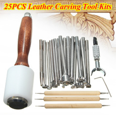 leather, craftstamp, Tool, Metal