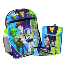 Box, completebackpackandlunchboxset, School, Toy