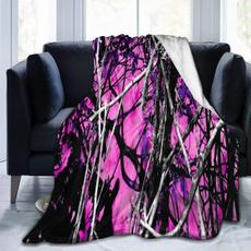 pink, throwblanketforbed, Fleece, lightweightblanket