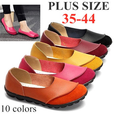casual shoes, lightweightshoe, Plus Size, Flats shoes