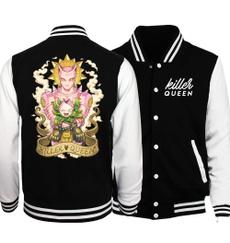 Fashion, killerqueenjacket, winter sweater, joestar