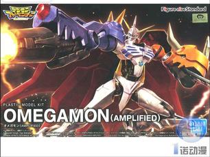 gundammodel, figurerise, Gundam, omegamon