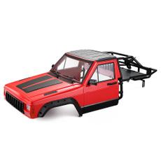 trx4shell, backhalfcage, Cars, Plastic