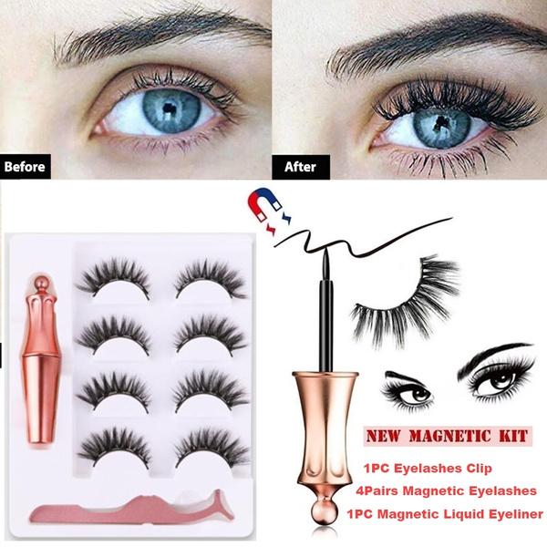 False Eyelashes, Beauty, Waterproof, Health & Beauty