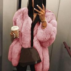 thickencoat, fauxfurcoat, Fashion, fur