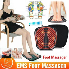 em, footmassager, heattherapy, massagermachine