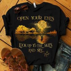 queenband, Funny T Shirt, eye, Shirt