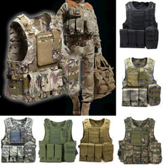 Vest, Outdoor, Sports & Outdoors, mollevest