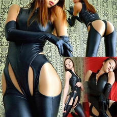 pants, leather, womenleatherbodysuit, jumpsuit