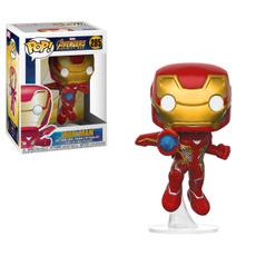 Infinity, avenger, funkovinyl, Iron