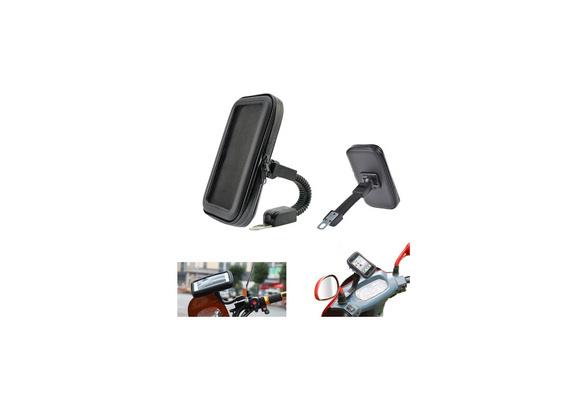 SUPPORTO PORTA CELLULARE SMARTPHONE BICI BICICLETTA MOTO CUSTODIA