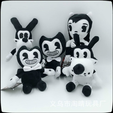 Plush Doll, Toy, Stuffed Animals & Plush, bendyandtheinkmachine