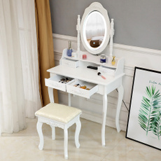 led, Beauty, drawer, lights