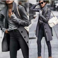 woolen, woolen coat, eurocoat, Long Coat