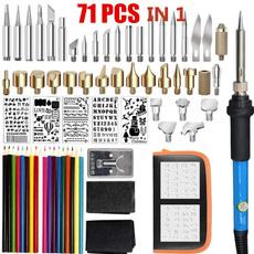 Electric, withstoragebag, Tool, woodburnertool