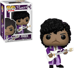Collectibles, funko, purple, rain