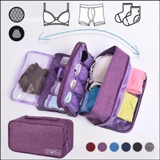 Waterproof, Travel, Storage, underwearstorage