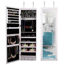 led, Home Supplies, wallmountedjewelrycabinet, Door
