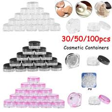 Plastic, Mini, Container, Bottle