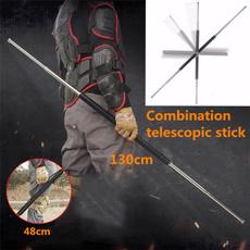 Steel, selfdefenseweapon, telescopicstick, tacticalstick