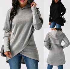hooded, Winter, Fashion Hoodies, Sweaters