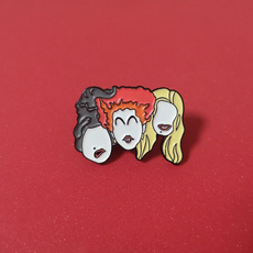 Funny, hatpin, witchespin, Jewelry
