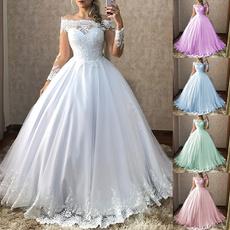 gowns, Plus Size, Bride, Evening Dress