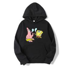 cute, Fashion, pullover hoodie, Sponge Bob