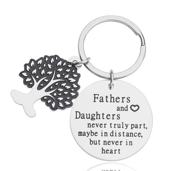 Gift For Dad Grandad Grandpa Keychains Keychain Family Birthday Fathers Day New