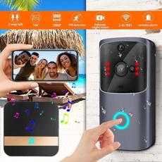 irnightvision, pirmotionsensor, videodoorbell, Door