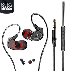 Heavy, Ear Bud, Earphone, Wired Headset