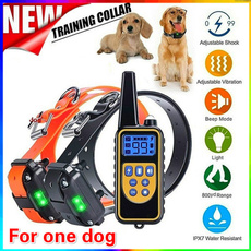 Rechargeable, Dog Collar, Electric, barkingcontrol