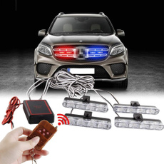 warninglamp, LED Headlights, Remote Controls, strobeflashlight