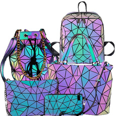 Shoulder Bags, Holographic, Bags, fannypack