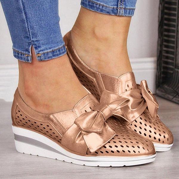 Fashion Women's Single Shoes Wedges