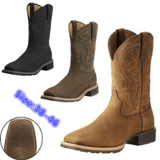 shoes men, tallboot, Fashion, Winter