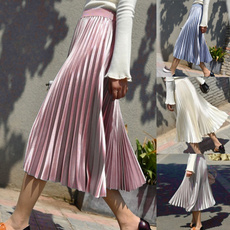 Faldas, Fashion Skirts, long skirt, Moda