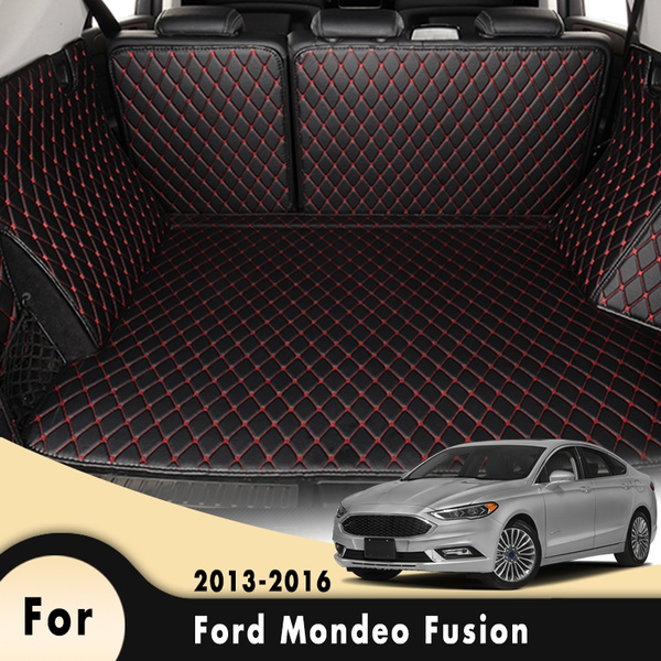 Car Trunk Mats For Ford Mondeo Fusion