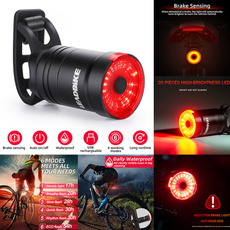 Flashlight, Bicycle, bicyclewarninglight, brakesensinglight